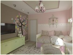 Finde Moderne Kinderzimmer Designs: Kinderzimmer Für Mädchen. Entdecke Die  Schönsten Bilder Zur Inspiration Für