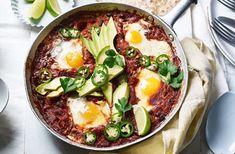 Healthy Eating Recipes, Low Calorie Recipes, Mexican Food Recipes, Ethnic Recipes, Healthy Eats, Brunch Recipes, Breakfast Recipes, Brunch Ideas, Dinner Recipes