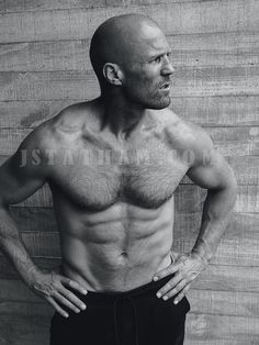 Jason Statham : Men's Health 2017 #JasonStatham #actor #sport #hommesexy