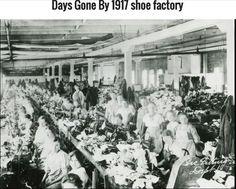Hamilton-Brown Shoe Factory... 1917?