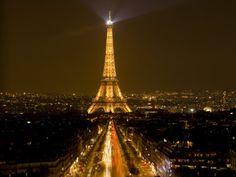 Paris, la ville de l'amour:)