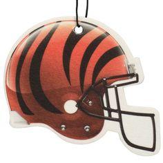 Cincinnati Bengals 3-Pack Helmet Paper Air Fresheners