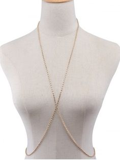 GET $50 NOW | Join RoseGal: Get YOUR $50 NOW!http://www.rosegal.com/body-jewelry/rhinestone-body-chain-1100293.html?seid=9164810rg1100293