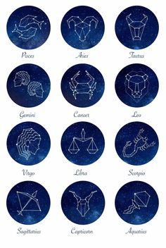 Star map of Zodiac Signs Constellations in the Sky. Myths and Legends, the Influence of a Lucky Star on the destiny in Astrology Forecast. Zodiac Signs Scorpio, Zodiac Art, Zodiac Signs Symbols, Zodiac Sign Tattoos, Zodiac Signs Colors, Sagittarius Symbol, Gemini Tattoos, Gemini Tattoo Designs, Aquarius Astrology