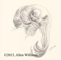"""Illithid"", Allen Williams"