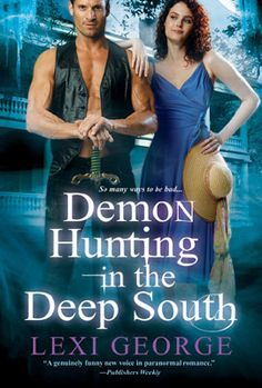 Sheep Book Review: Demon Hunting in the Deep South | I Smell Sheep