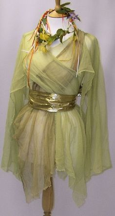 Wood+Nymph+Costume | Wood Fairy, Costume Hire Direct