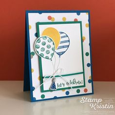 Occasions Catalog Blog Hop with the Stampers Dozen | Stamp With Kristin