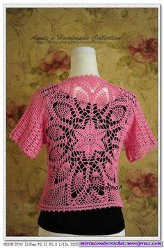 De mi rincon de crochet  ~ free graphs