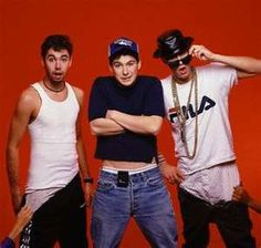 Beastie Boy's got me through high school...RIP Adam!!