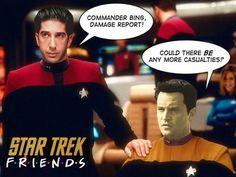Star Trek F*R*I*E*N*D*S