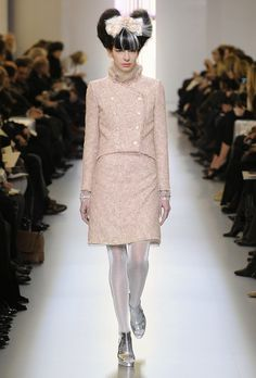 Chanel Haute Couture Collection for Spring-Summer 2010