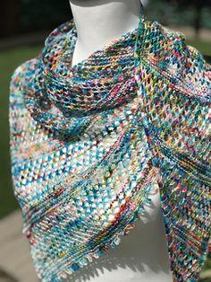 Ravelry: My Wavelength pattern by Lisa Cook