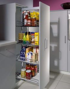 Top Freezer Refrigerator, French Door Refrigerator, Kitchen Organization, Organizing, French Doors, Ikea, Kitchen Appliances, Home, Google