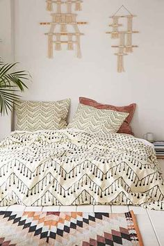 Inigo Hand Duvet Cover