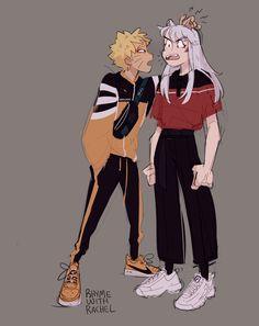 Naruto e Inuyasha Naruto Art, Anime Naruto, Anime Guys, Sasuke, Fanarts Anime, Anime Characters, Manga Art, Manga Anime, Anime Wolf