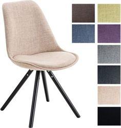 Design Stuhl PEGLEG mit Stoff-Bezug, Retro Design, Esszimmer-Stuhl gepolstert, Sitzhöhe 46 cm Jetzt bestellen unter: https://moebel.ladendirekt.de/kueche-und-esszimmer/stuehle-und-hocker/polsterstuehle/?uid=ab44b3a0-0506-5953-9069-169db794700c&utm_source=pinterest&utm_medium=pin&utm_campaign=boards #kueche #polsterstuehle #esszimmer #eckbänke #hocker #stuehle