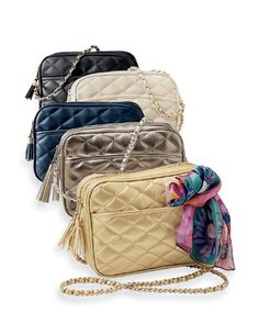 National Quilted Purse $12.95