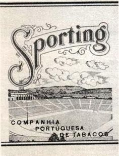 Sporting (Old brand) - Portugal Vintage Posters, Ephemera, Smoking, Portugal, Youth, Posters, Products, Cigars, Sharpies