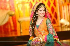 Mehndi bride, xpressions photography