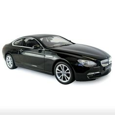 BMW 6 Series - Black For more Rastar toys, visit http://www.yellowgiraffe.in/ #Rastar #toys #cars #BMW