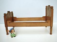 Vintage Doll Bed. $29.00, via Etsy.
