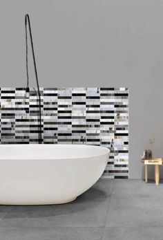 ROCCIA supply this product. Wow Winter Mosaic 30x30
