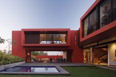 Galería de Casa Roja / Hernández Silva Arquitectos - 1