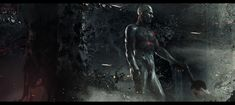 ArtStation - Obsidian Reverie_keyframe, Brad Wright