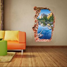 Jungle Picture D Wall And Floor Tiles Hot Sale In Dalian D Ceramic - Broken ceramic tiles for sale