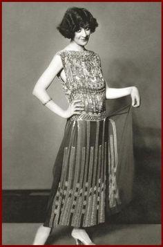 Actress Fanny Brice, c.1924.