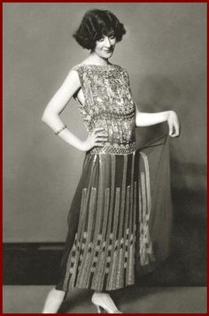 Actress Fanny Brice, c.1924.