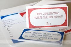 "Printable ""The Newly Wed Game"" www.TheDatingDivas.com #freeprintable #dateidea #datingdivas"