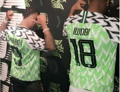fed8aa370 ... has dismissed claims by Nigeria Football Federation higher-ups that it  has received up to three million pre-orders for Super Eagles World Cup  jerseys.