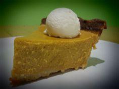SCD Pumpkin Pie (*Top with SCD legal ice cream...)