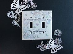 Quietfire Creations: Butterfly Kisses - Connie Powell, Guest Designer