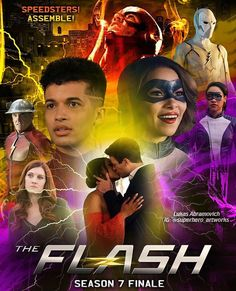 Flash Wallpaper, The Flash Grant Gustin, Candice Patton, The Flash Season, Supergirl And Flash, Art Drawings Sketches Simple, Batwoman, Marvel Fan, Seasons