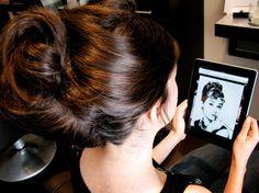 Audrey Hepburn Hairstyle - Fashion Chalet
