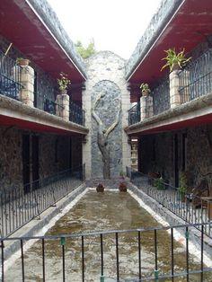 Ex Hacienda Santa Maria de la Regla. HIDALGO