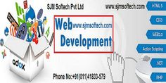 SJM Softech is offering some of the best outsourcing services for website development,software development,mobile app development,eCommerce website development,cms application development,crm system development,PHP Web Development at very competitive prices.If you are interested to know more about than website development companies please visit our website.http://www.sjmsoftech.com