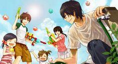 friends summer anime - Cerca con Google