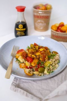 Couscous, Ras El Hanout, Indian Food Recipes, Ethnic Recipes, Go For It, Kung Pao Chicken, Grains, Healthy Eating, Rice