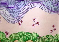 ESTAMPADOS JAPONESES Lola Kabuki  #love #art #watercolor #paintings #illustration