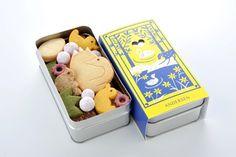 andersen_fairy tales cookie http://kawacolle.jp/2014/04/andersen-fairy-tales-cookie/