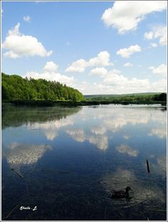 Kentville, Nova Scotia Canada Date shot: June 2013 the clouds were reflecting yesterday at Miner's Marsh in Kentville, beautiful. Weather Cloud, June 19, The Province, Nova Scotia, Homeland, East Coast, Cool Places To Visit, The Great Outdoors, Scenery