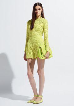 lace, fashion collect, 2014 fashion, valentino pre, 2014 inspir, resort 2014, spring 2014, pre spring, 2014 collect