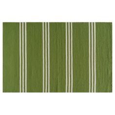 Check out this item at One Kings Lane! Veranda Outdoor Rug, Lime