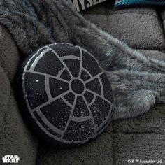 <em>Star Wars</em>™ Emperor's Throne Room Pillow