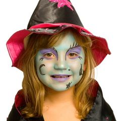 Permanent Link to Halloween Events: Face-painting at Clinton Cards
