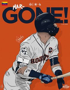 Marwin González Houston Astros, Mlb, Texas, Comic Books, Baseball, Comics, Sports, Texas Travel, Baseball Promposals